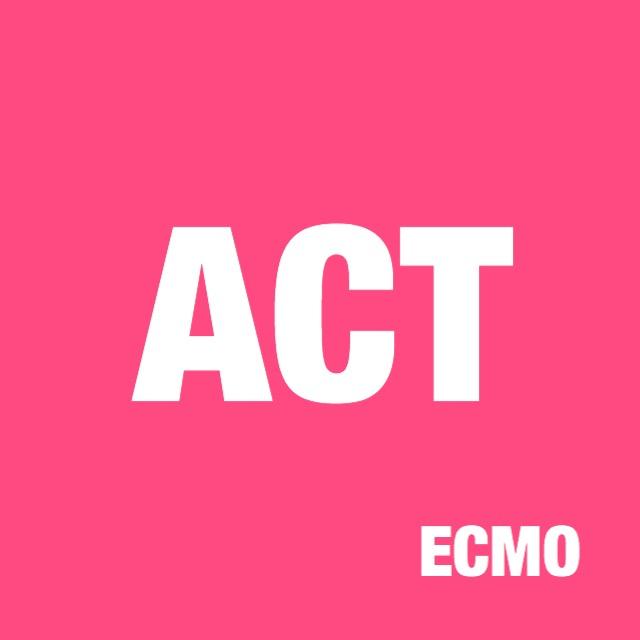 ECMO中のACT管理は150〜200秒が妥当?症例ごとに設定するのが理想的
